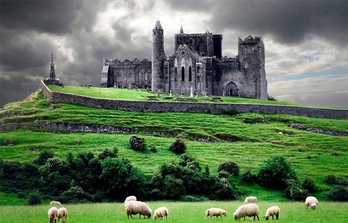 Rock-of-cashel - Ireland