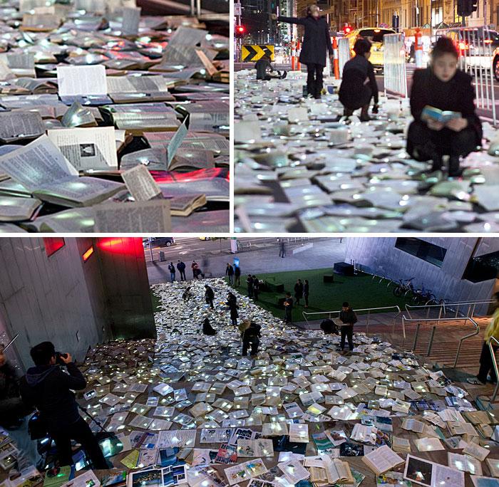 Literature Versus Traffic In Melbourne
