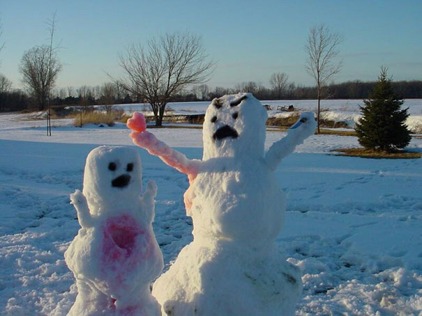 creative-funny-snowman-ideas-21