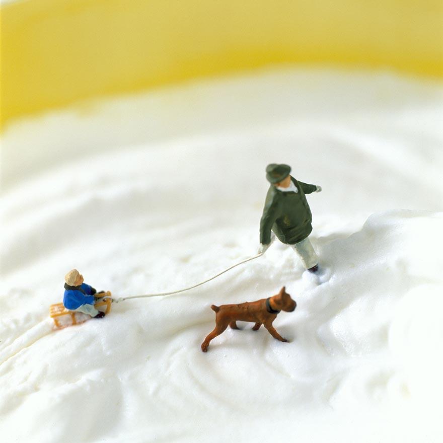 Foto Lucu Miniatur Rakyat Kecil (Minimiam) 18