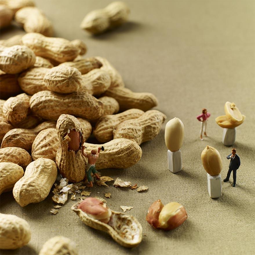 Foto Lucu Miniatur Rakyat Kecil (Minimiam) 4