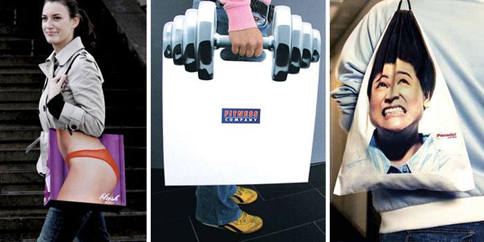 30 Of The Most Creative Shopping Bag Designs Ever boredpanda.com