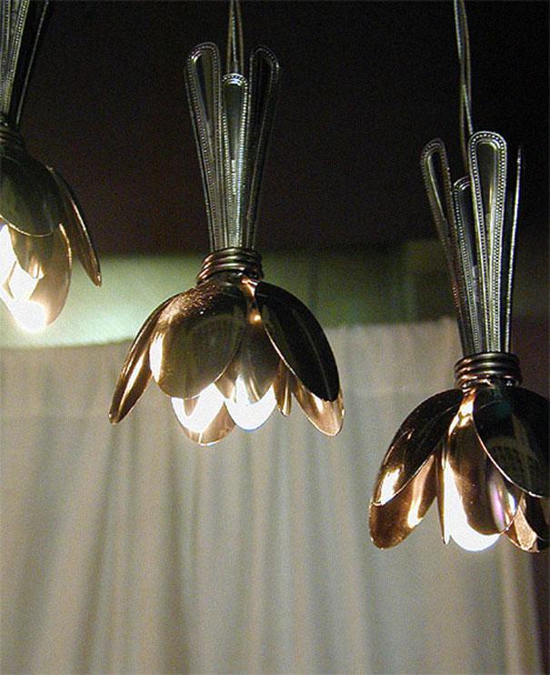 DIY Light Fixture Ideas