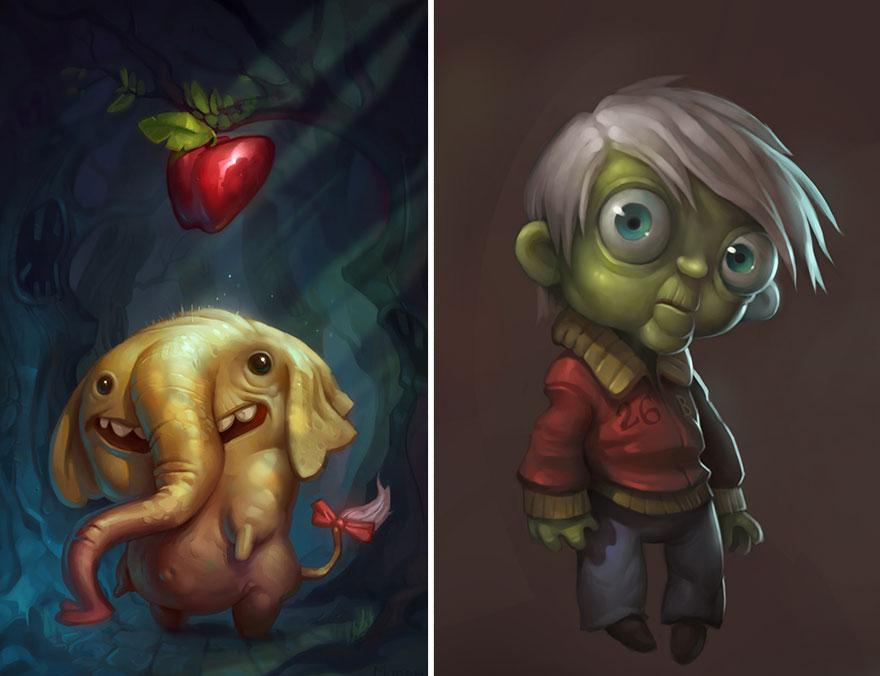 disney-remake-digital-illustrations-tyson-murphy-1