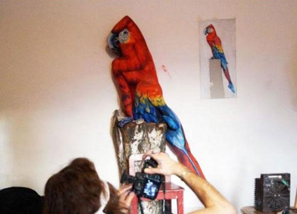 parrot-optical-illusion-body-art-johannes-stoetter-3
