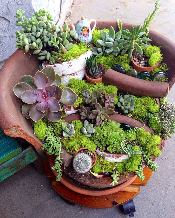 broken-pot-fairy-garden-19