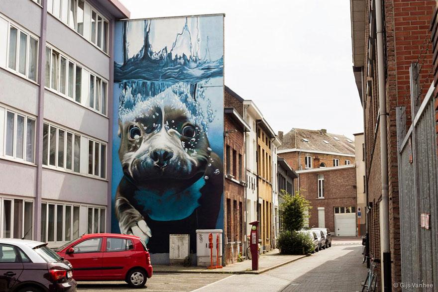 diving-dog-street-art-mural-smates-bart-smeets-4