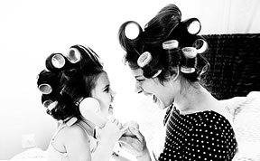 Like Mother, Like Daughter: 25 Adorable Photos Of Moms And Their Mini-Mes