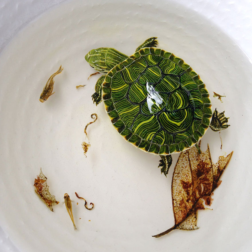 -animais realista-3d-mar-resina-Keng-lixívia-5