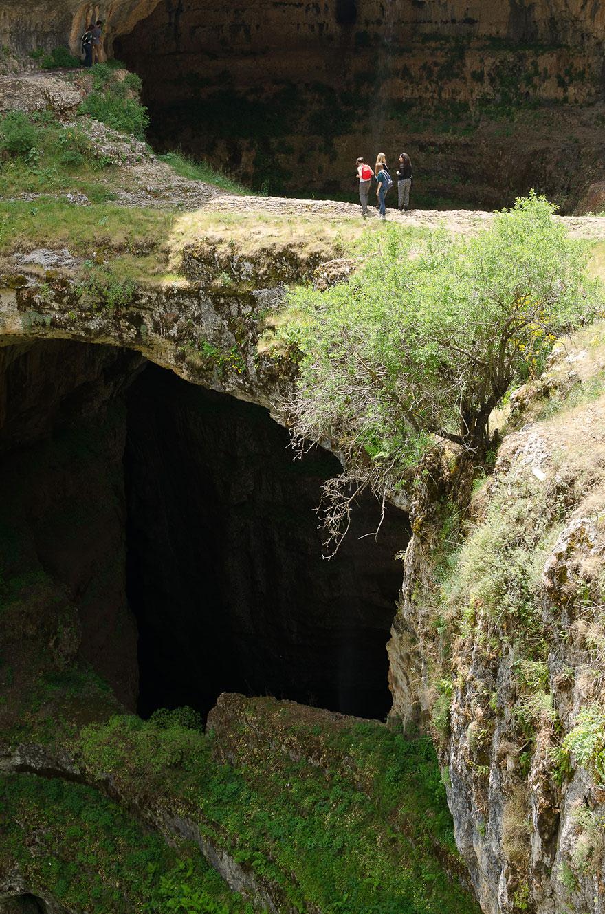 tres puentes-cueva-baatara-garganta-cascada-líbano-2