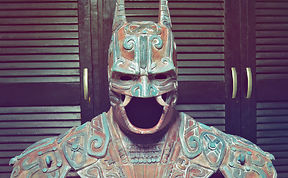 If Batman Was A Mayan Bat God