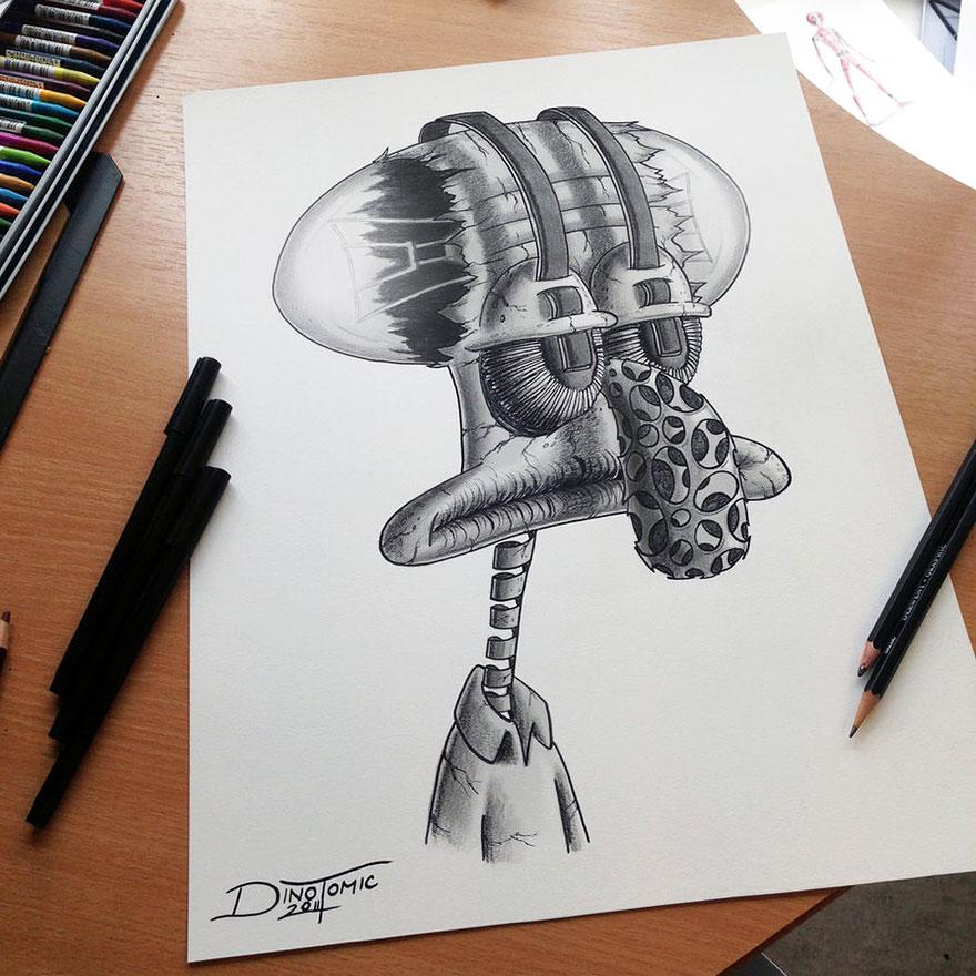 atomiccircus-realistic-pencil-drawings-dino-tomic-4