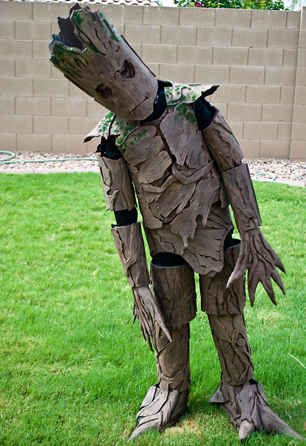 Groot From 'Guardians Of The Galaxy'