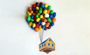 I Draw Interactive Illustrations Using Everyday Objects
