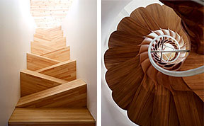 22 Beautiful Stairs That Will Make Climbing To The Second Floor Less Annoying