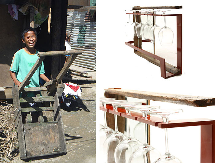 furniture-made-from-debris-1