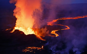 Just Came Back From Iceland Where I Captured Holuhraun's Eruption