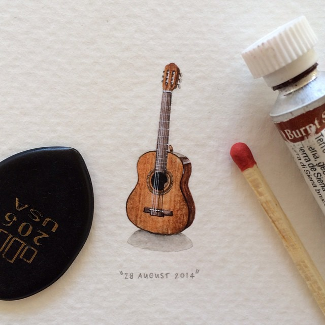 miniature-paintings-postcards-for-ants-lorraine-loots-9