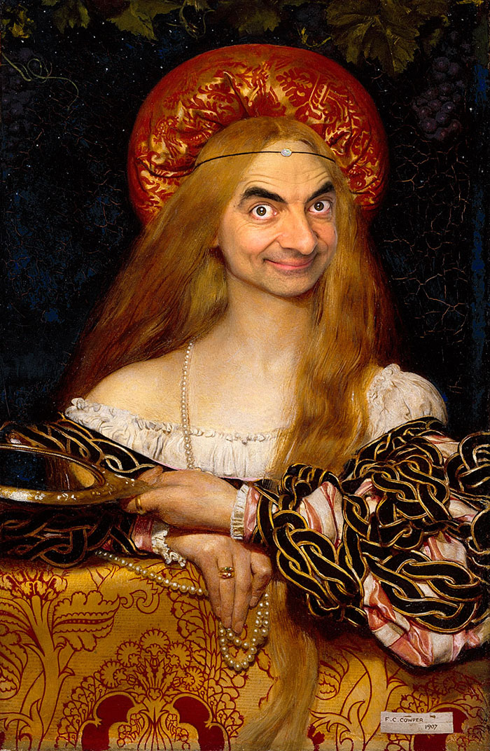 mr-bean-történelmi portrék-Rodney-csuka-21