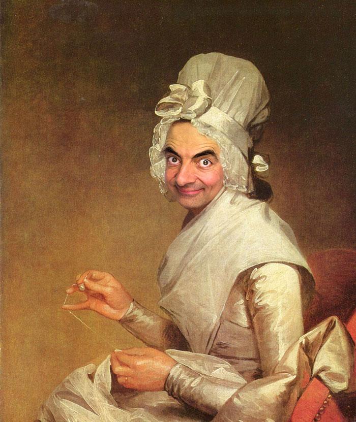 mr-bean-történelmi portrék-Rodney-csuka-25