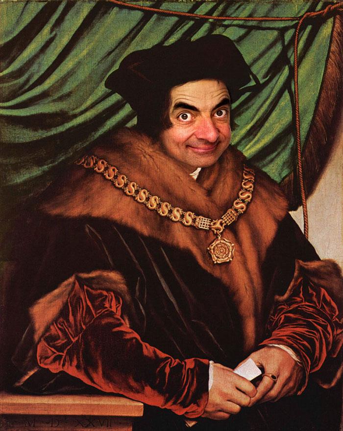 mr-bean-történelmi portrék-Rodney-csuka-26