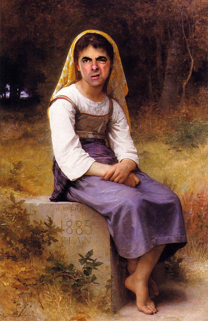 mr-bean-történelmi portrék-Rodney-csuka-28