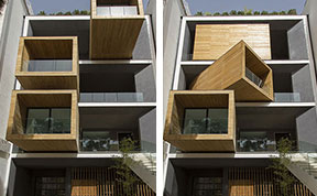 There's An Amazing House In Tehran Whose Rooms Rotate 90° To Adapt To The Weather