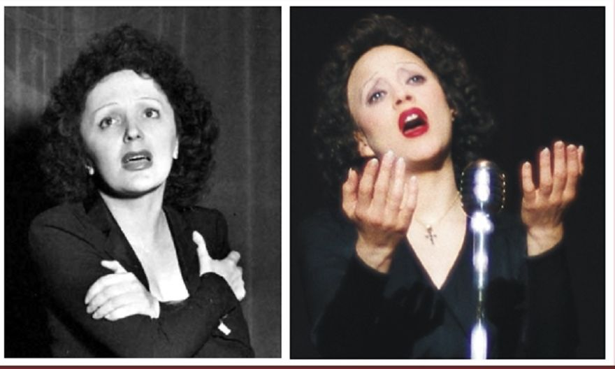 Marion Cotillard As Édith Piaf In La Vie En Rose/la Môme