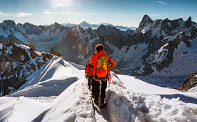 An Ordinary Day In An Extraordinary Place - Aiguille Du Midi (3842m)
