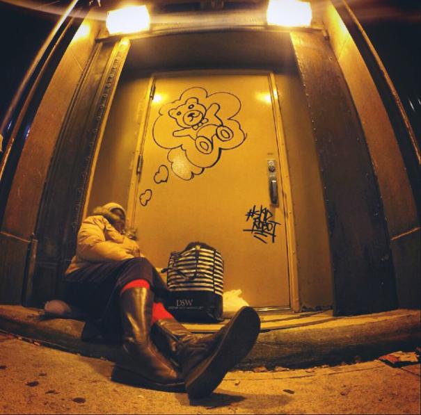 http://www.boredpanda.com/blog/wp-content/uploads/2014/10/homeless-man-art-interactive-8-605x597.jpg