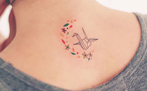 Minimalistic Tattoos By Seoeon Will Make You Want To Get Inked