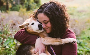 Photographer Says Goodbye To Her 16-Year-Old Dog With Heartwarming Photoshoot