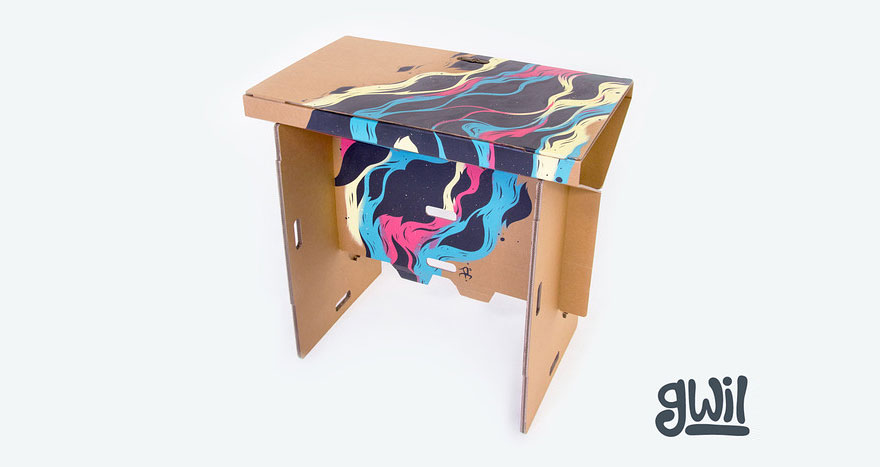 mesa portátil de papelão-8