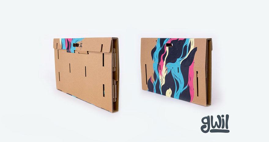 mesa portátil de papelão-9