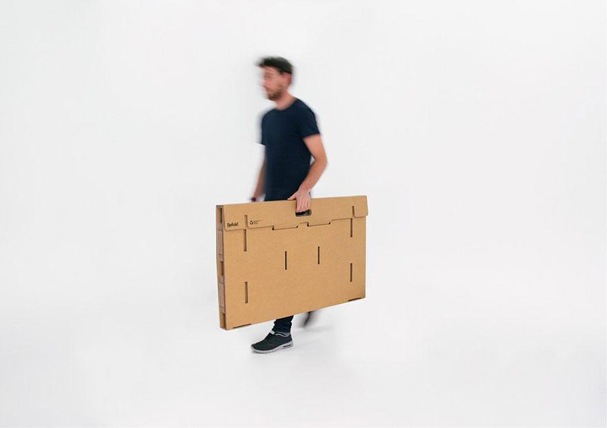 mesa portátil de papelão-6