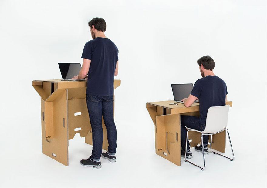 mesa portátil de papelão-3