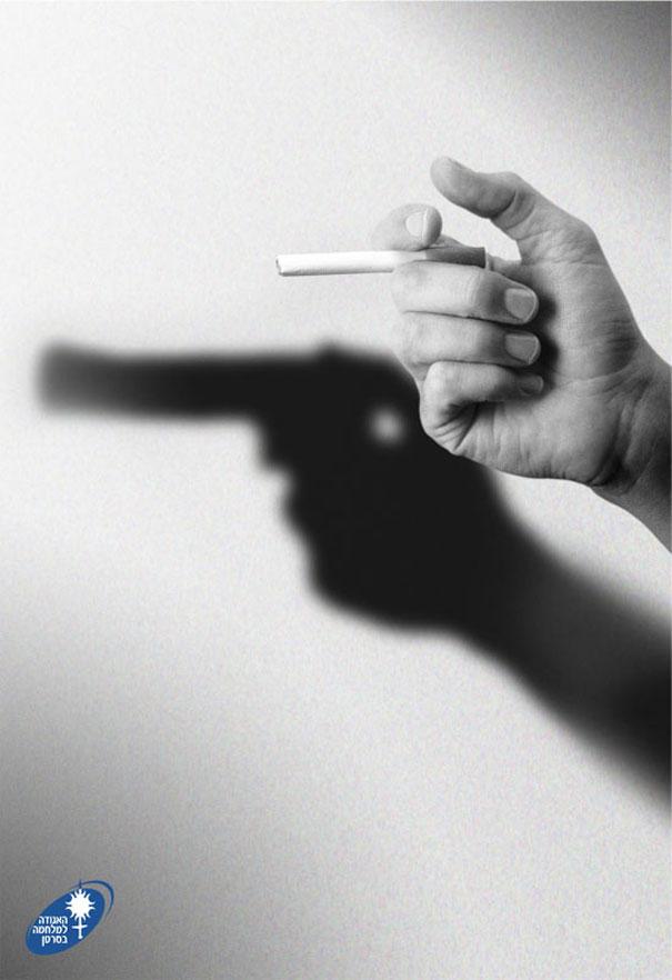 Anti-smoking  Advertisement