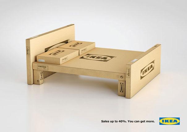 Ikea Advertisement