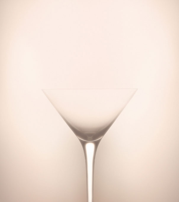 This is Just a Martini Glass