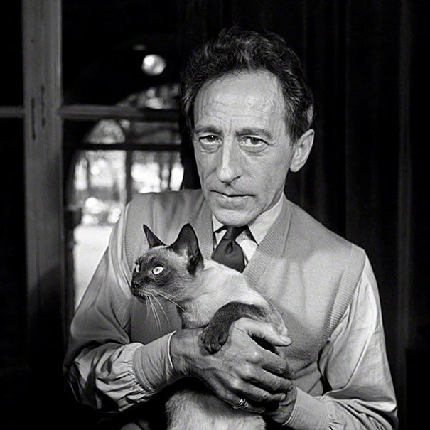 famous-artists-and-their-cats-15