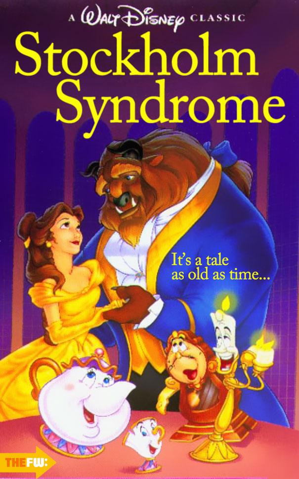 Honest Disney Posters Reveal True Movie Messages (9 pics)