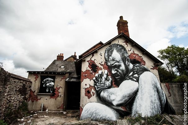 10 Street Art Pictures That Deliver A Message