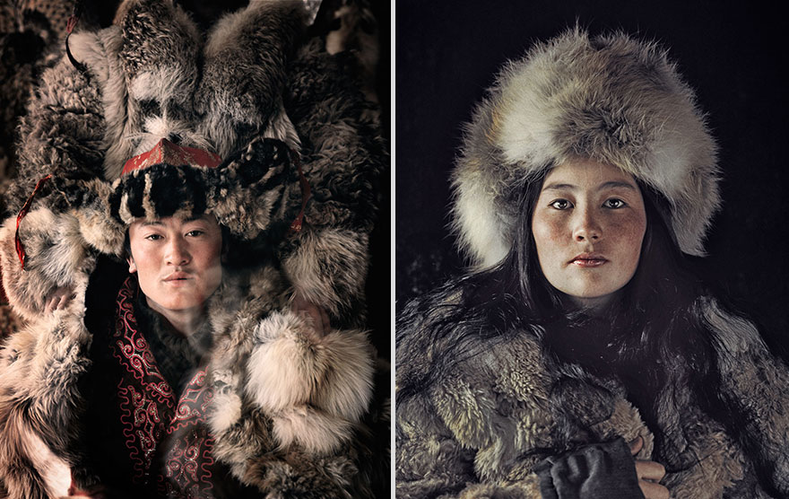 Stunning Portraits Of The World S Remotest Tribes Before