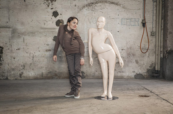 """Disabled"" Mannequins By Pro Infirmis Challenge Our Perception Of Beauty"