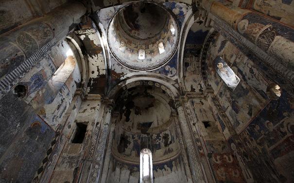 Ghost City In Turkey
