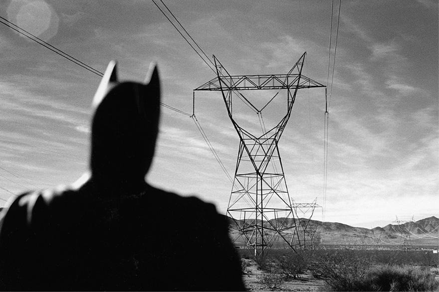 The Secret Life Of Miniature Batman By Photographer Rémi Noël