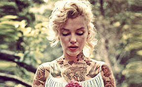 Tattoo Artist Digitally Tattoos Celebrities