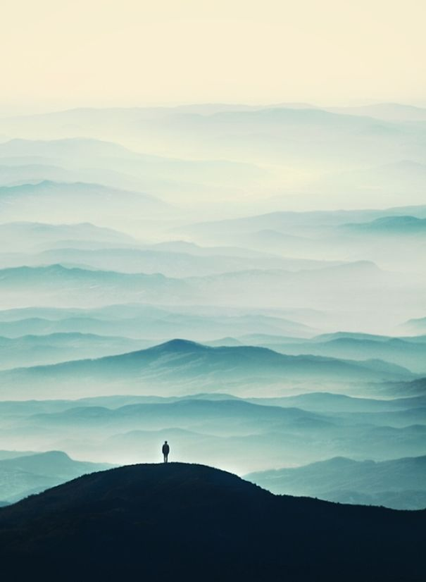 18 Surreal Photo-manipulations With Silhouettes