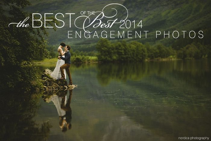 Top 50 Engagement Photos Of 2014