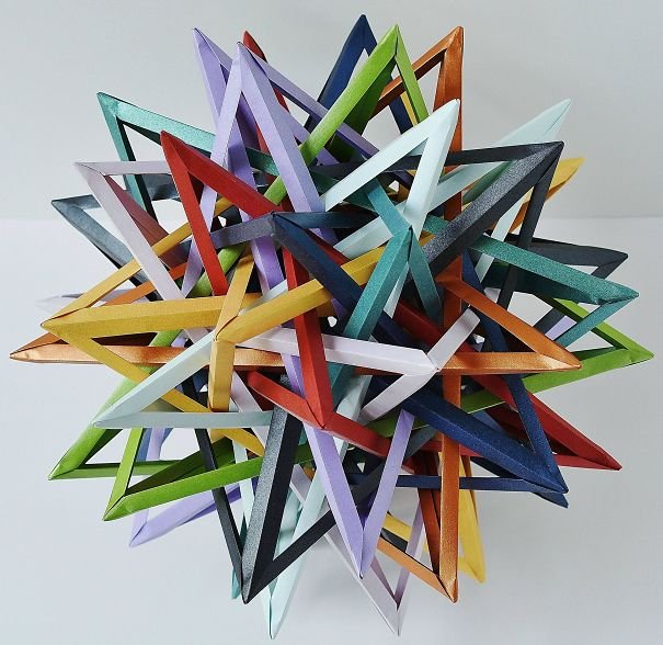 Amazing Origami Sculptures By 80+ Artists In New York On Display This Summer